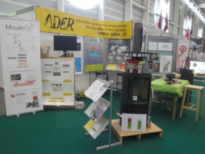 ADER Moulin F10 - Ile verte - Salon des inventions